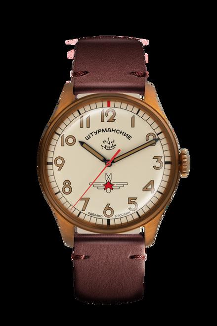 Sturmanskie Gagarin Bronze Commemorative Limited Edition Mechanical Watch 2609/3768202