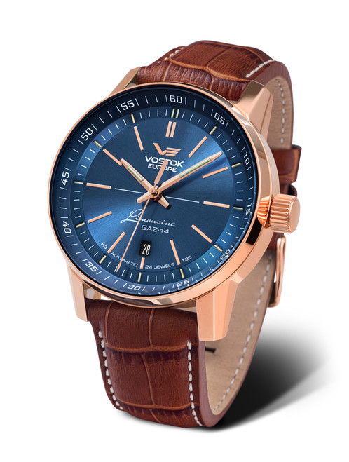 Vostok-Europe Watch Gaz Limo Tritium Automatic NH35-565B592