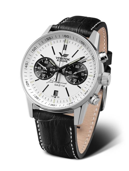 6S21-565A598 Vostok-Europe GAZ Limo watch