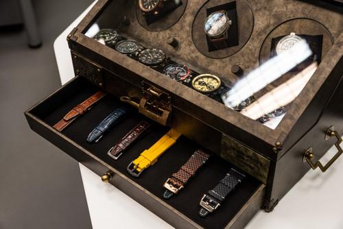 Vostok-Europe Collector's Winder / Watch Display Case