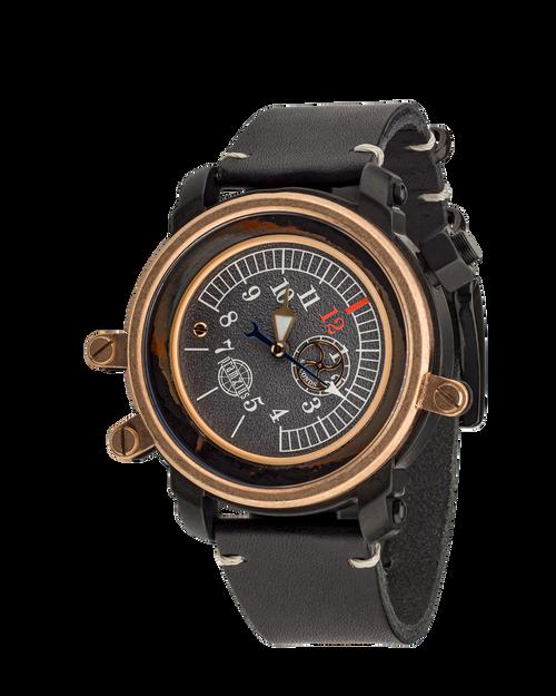 Pramzius Gauge Master Train DNA Automatic Watch P142401