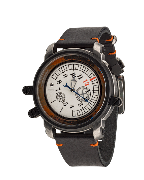 Pramzius Gauge Master Train DNA Automatic Watch P142403