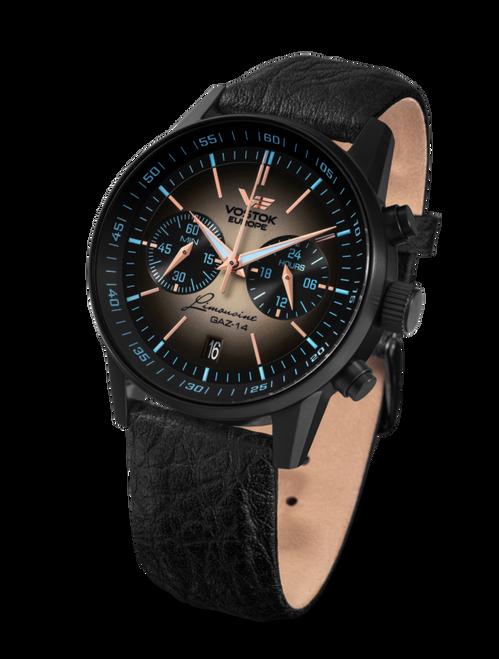 Vostok-Europe Gaz-Limousine Watch VK64/560C601