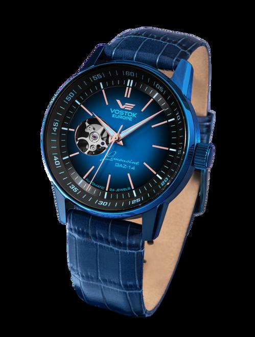 Vostok-Europe Gaz-Limousine Watch NH38/560D603