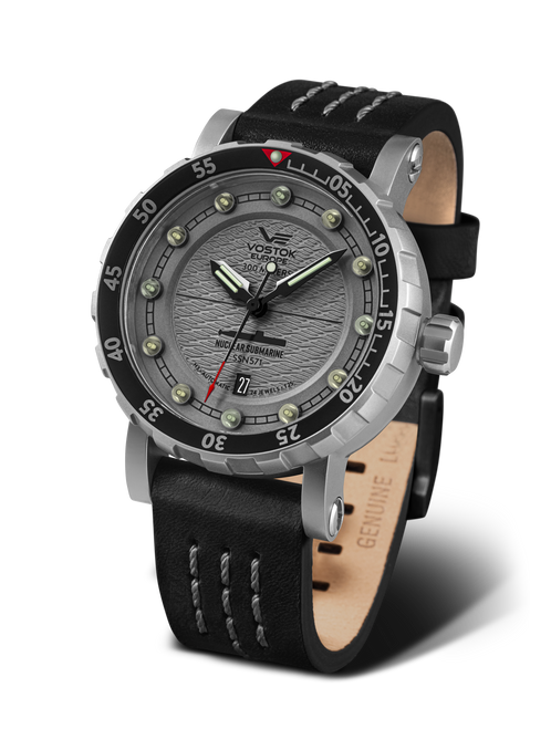 Vostok-Europe SSN-571 Automatic Submarine Watch (NH35-571A606)