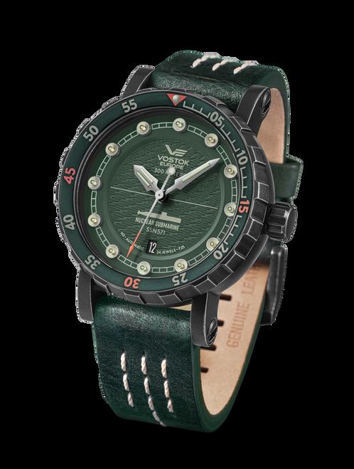 Vostok-Europe SSN 571 Automatic Submarine Watch (NH35-571F608)