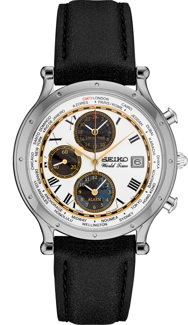Seiko Essentials Age of Discovery 30th Anniversary Limited Edition SPL055