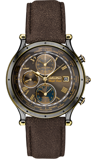 Seiko Essentials Age of Discovery 30th Anniversary Limited Edition SPL062