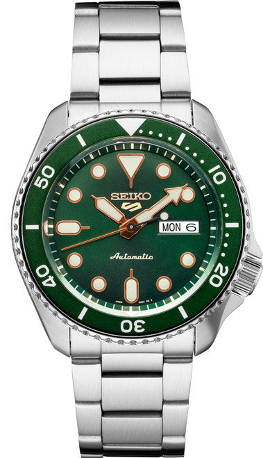 Seiko Seiko-5 Sport Automatic Watch SRPD63