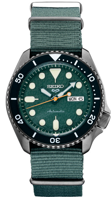 Seiko Seiko-5 Sport Automatic Watch SRPD77