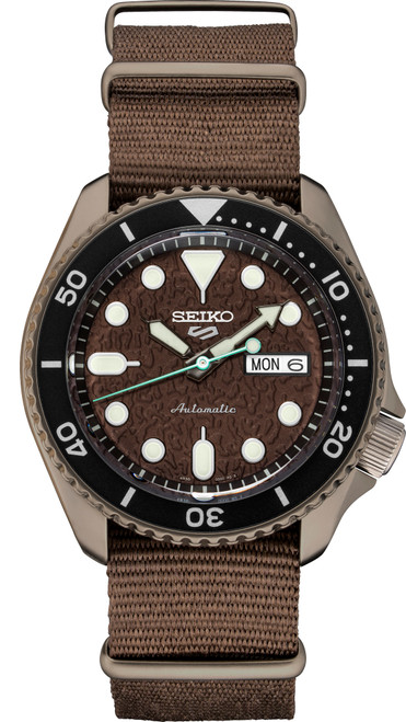 Seiko Seiko-5 Field Exclusive Sport Automatic Watch SRPD85