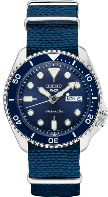 Seiko Seiko-5 Sport Automatic Watch SRPD87