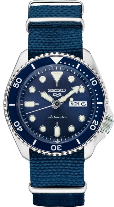 Seiko Seiko-5 Sport Automatic Watch SRPD87