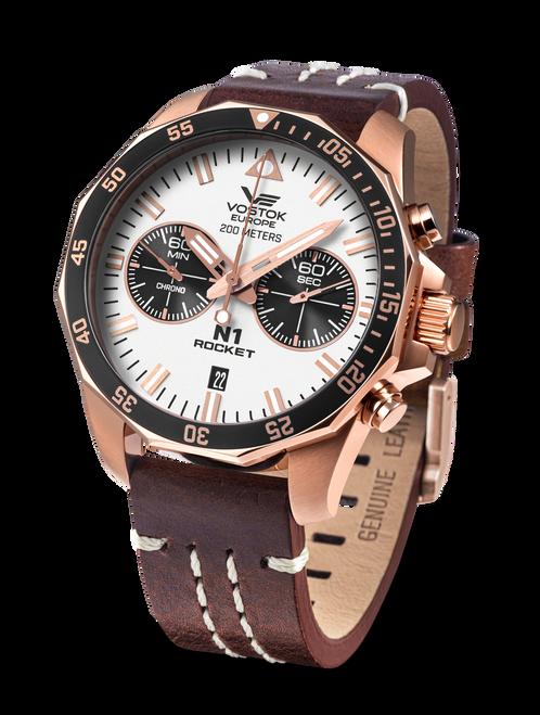 Vostok Europe Rocket N1 Chrono Quartz Watch 6S21-225B619