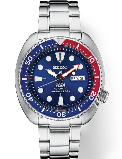 Seiko Prospex PADI Special-Edition Automatic Diver SRPE99
