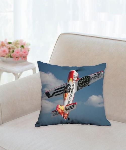 Vostok-Europe Jurgis Kairys Throw Pillow