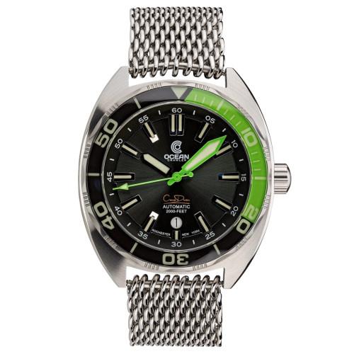 Ocean Crawler Core Diver - Green/Black v3