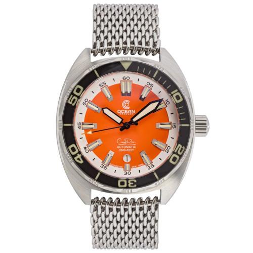 Ocean Crawler Core Diver - Orange/Black V3