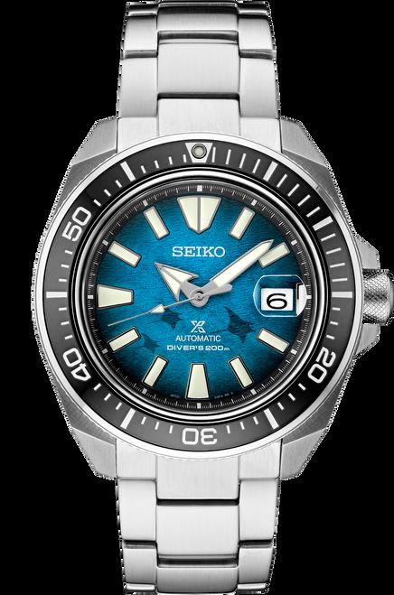 Seiko Automatic Prospex Divers Men's Steel Watch SRPE33