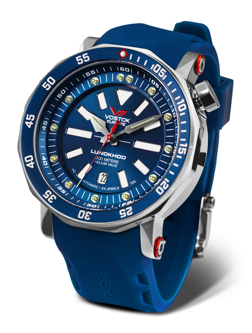 Vostok Europe Lunokhod 2 Automatic Watch NH35-620A634