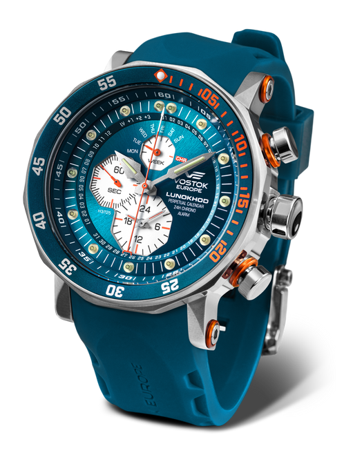 Vostok Europe Lunokhod 2 Multi-function Watch YM86-620A636