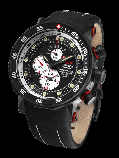 Vostok Europe Lunokhod 2 Multi-function Watch YM86-620C635 (YM86-620C635)