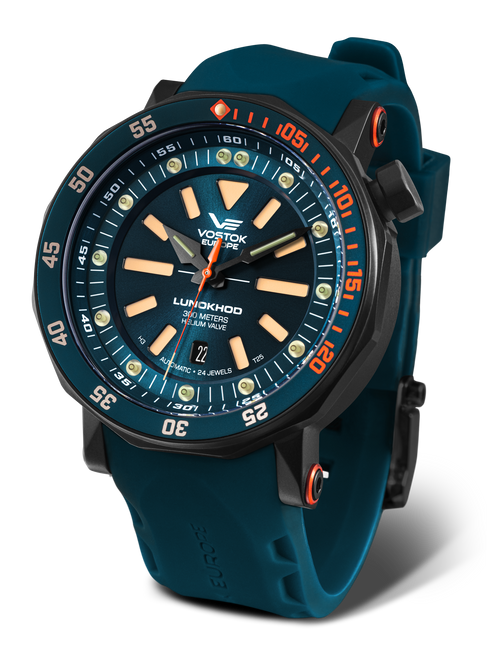 Vostok Europe Lunokhod 2 Automatic Watch NH35-620C633 (NH35-620C633)