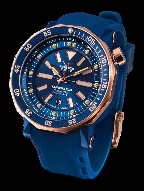 Vostok Europe Lunokhod 2 Automatic Watch NH35-620E632 (NH35-620E632)