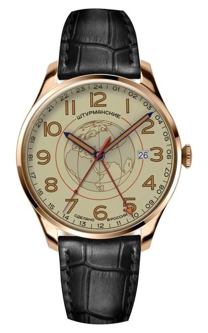 Sturmanskie Sputnik Heritage GMT 51524-1079664