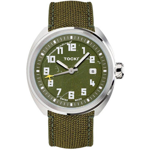 Tockr D-Day C-47 Clean Cut Dial - 42mm - Automatic