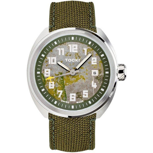 Tockr D-Day C-47 Hard Worn Dial - 42mm - Automatic