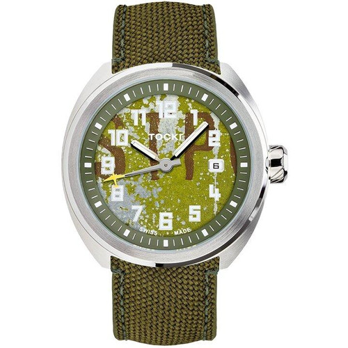 Tockr D-Day C-47 Stamped Dial - 42mm - Automatic