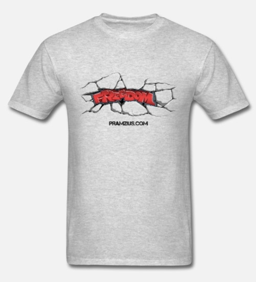 Pramzius FreedomT-shirt XXXL