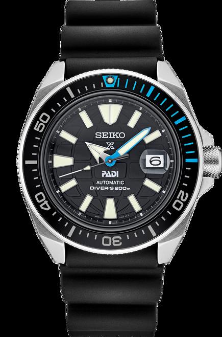 Seiko Padi Automatic Prospex Divers Men's Steel Watch SRPG21