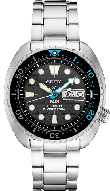 Seiko Prospex PADI Special-Edition Automatic Watch SRPG19