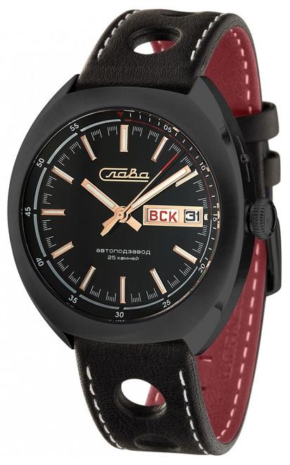 Slava Russian Automatic In-House Movement wrist watch 5014066/300-2427