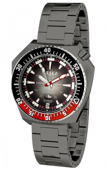 Slava Sadko Automatic Watch In-House Movement 5006171/100-2427