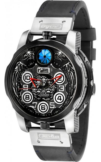 Slava Russian-Roulette  Automatic wrist watch 1900201/300-NH05