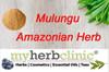 MY HERB CLINIC ® MULUNGU POWDER - AMAZON RAINFOREST HERB - SLEEP LIKE A BABY