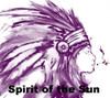SPIRIT OF THE SUN PUFF - HERBAL HERB MIX TEA