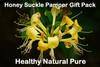HONEYSUCKLE PAMPER GIFT PACK - ALL NATURAL - VALUE SAVING