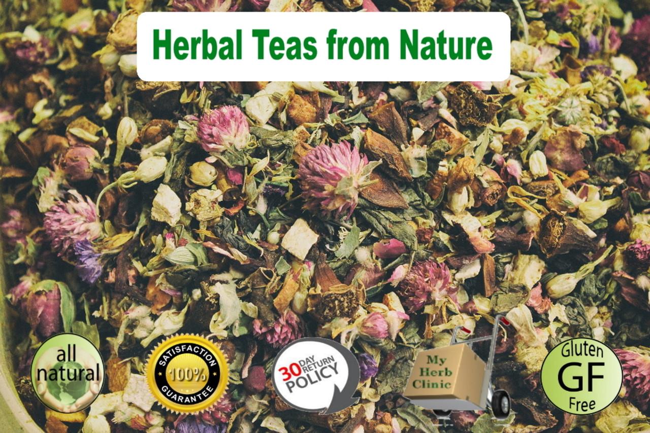 Blended Herbal Tea