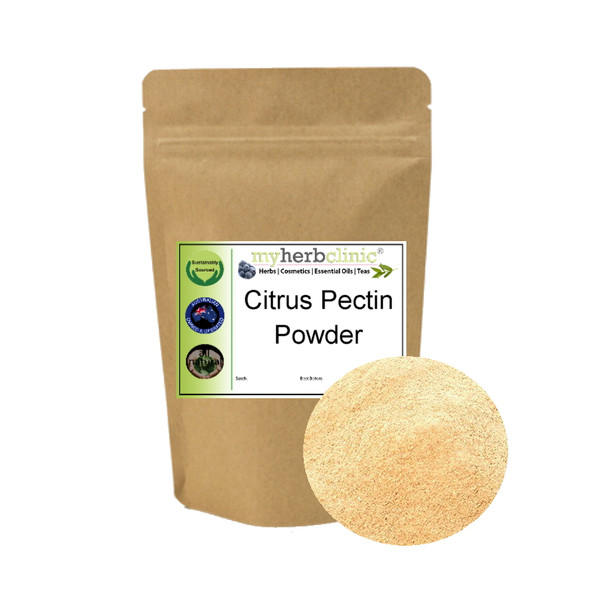 CITRUS PECTIN POWDER PREMIUM QUALITY - SUGAR FREE - SOURCE OF FIBRE - SMOOTHIE