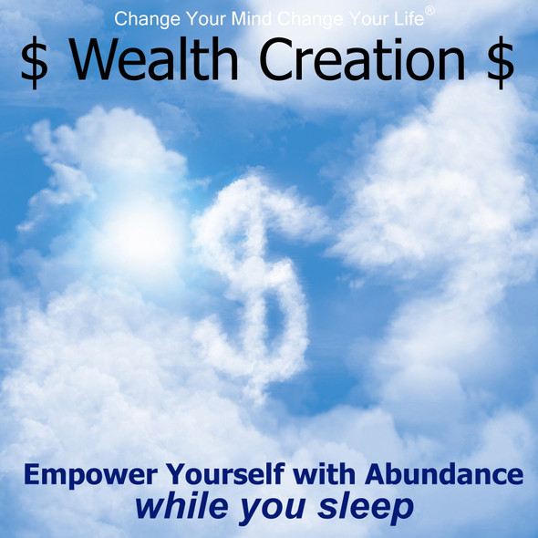 EMPOWER YOURSELF WITH ABUNDANCE WEALTH CREATION SLEEP SESSION
