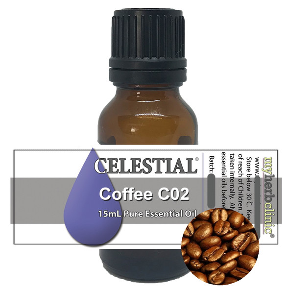COFFEE SCFE CO2 ESSENTIAL OIL - ROASTED BEAN EXTRACTION - ENERGISES SMELLS AMAZING!