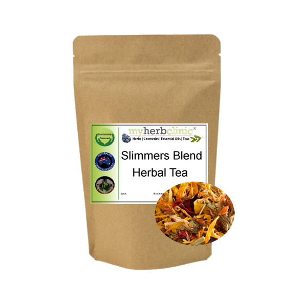 MY HERB CLINIC  ® SLIMMERS BLEND HERBAL TEA - LOOKING GOOD
