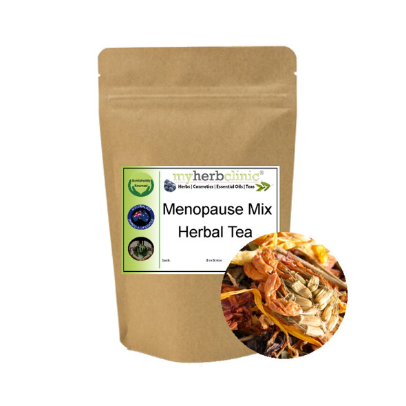 MY HERB CLINIC  ® MENOPAUSE MIX HERBAL TEA - BALANCE THE NEW YOU