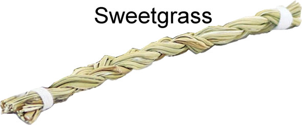 MY HERB CLINIC ®  SWEETGRASS SWEET GRASS - SACRED SMUDGE - INCENSE