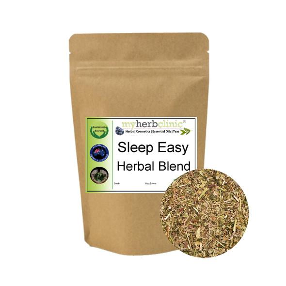 MY HERB CLINIC  ® SLEEP EASY HERBAL TEA BLEND - RELAX SLEEP LIKE A BABY