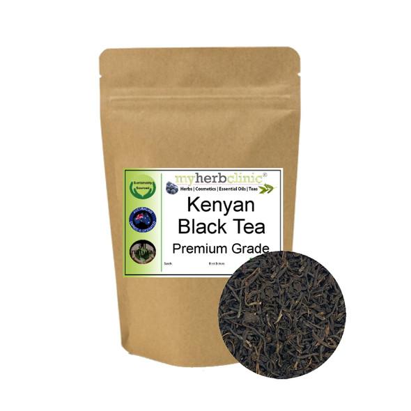 MY HERB CLINIC ® PREMIUM KENYAN BLACK TEA Orange Pekoe (OP) - SMOOTH